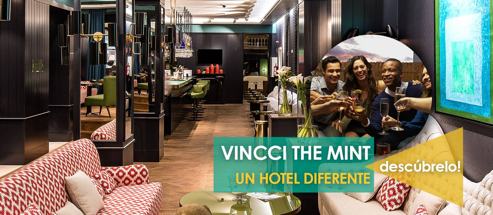Vincci The Mint 4* - Madrid