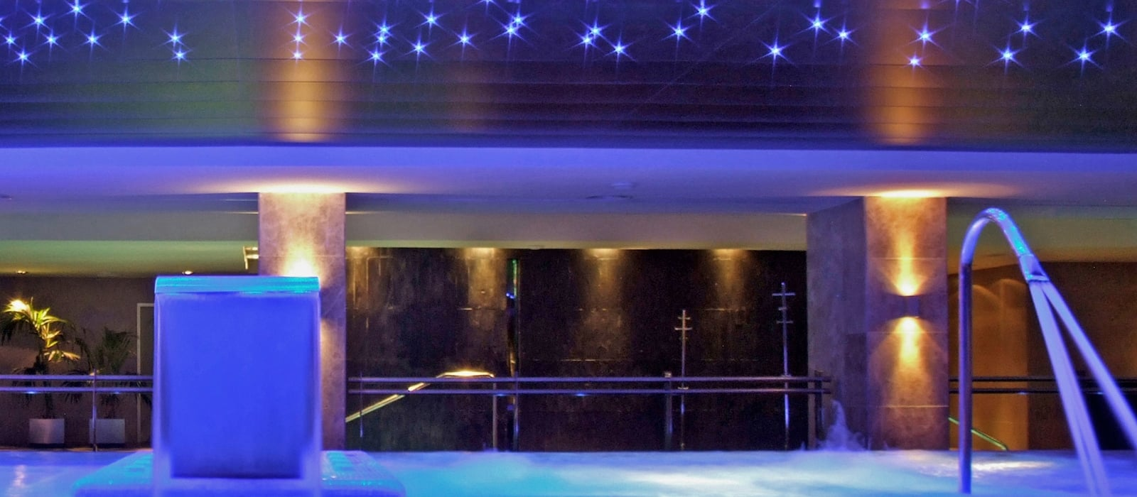 Spa Hotel Vincci Almería Wellness - Water circuit and baths