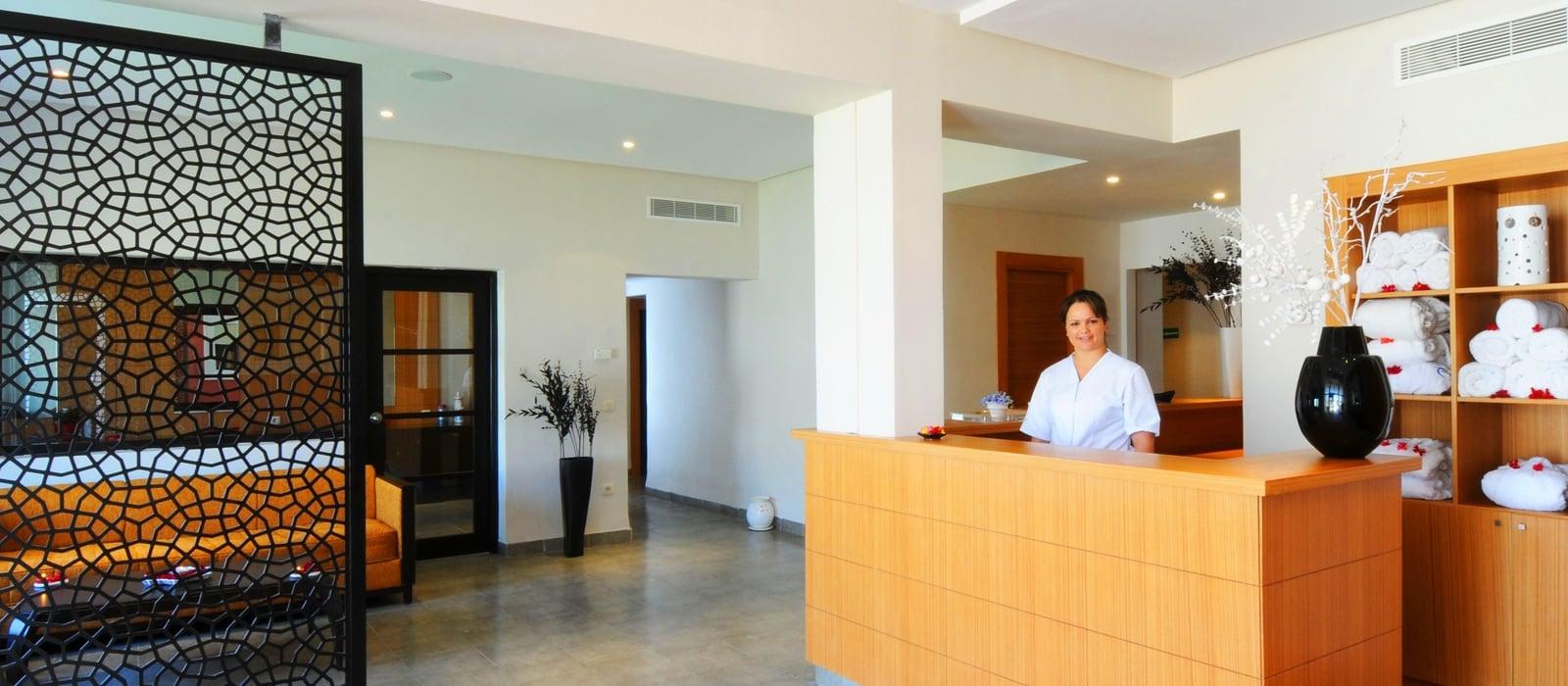 Spa Hamammet Nozha Beach Hotel - Vincci Hoteles
