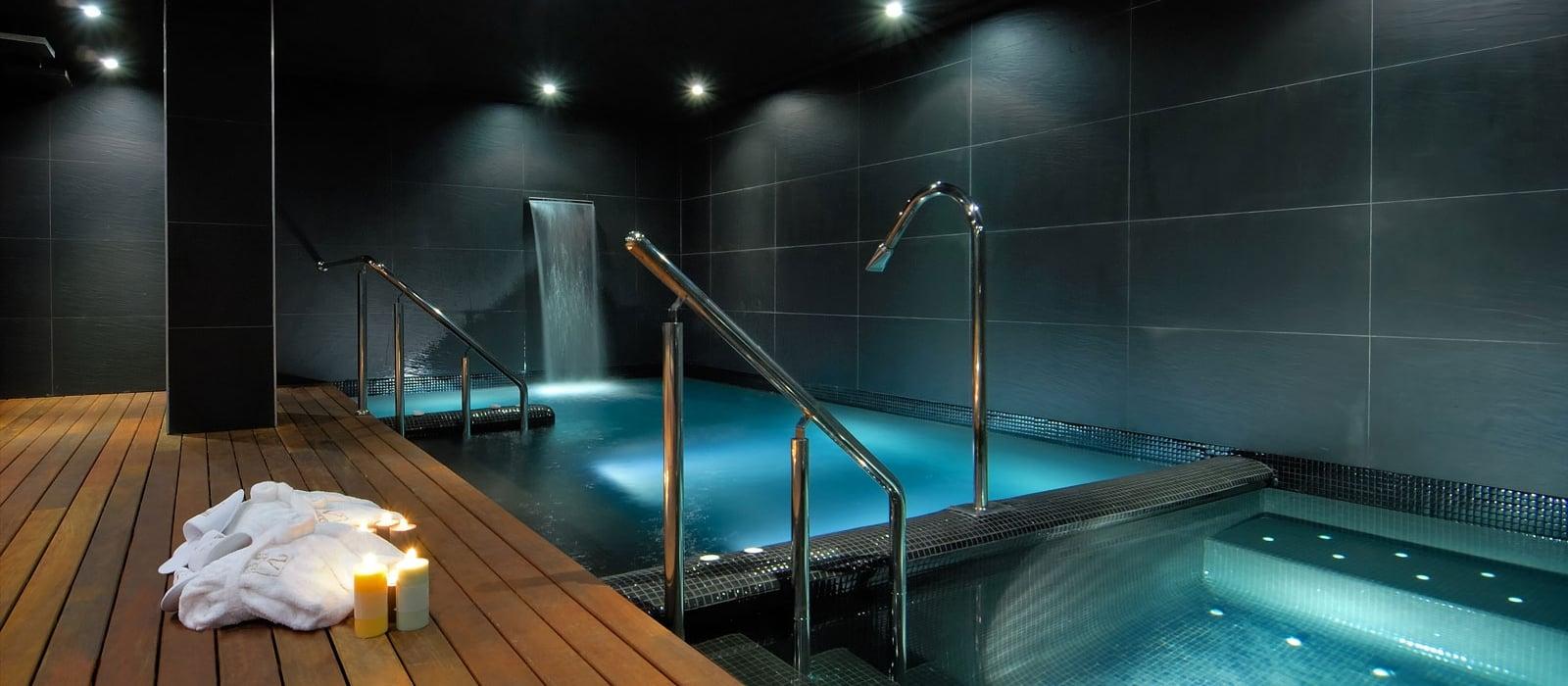 Hotel con spa en valladolid vincci frontaura 4 for Hotel ortigia con spa