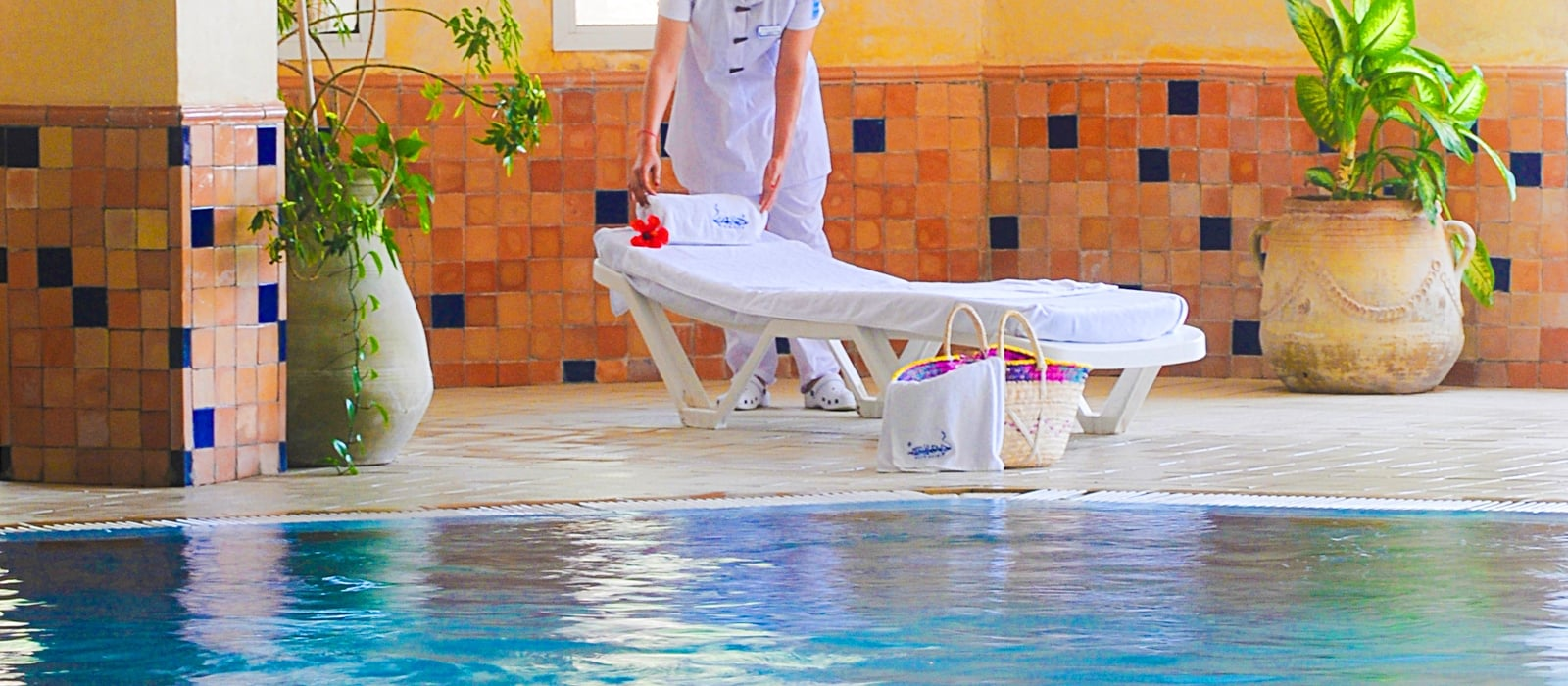 Spa hotel djerba resort vincci hotels for Hotels djerba