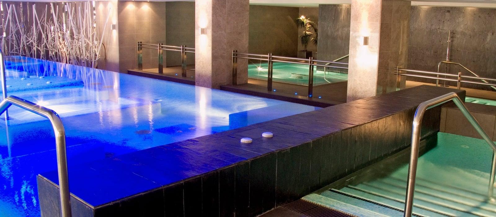 Wellness Spa Hotel Almería - Vincci Hoteles - Hydrothermalbereich