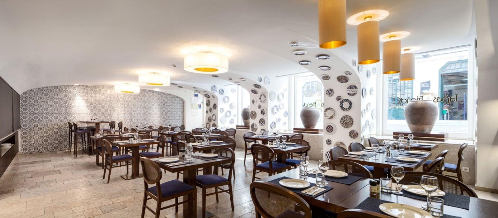 Servicios Hotel Lisboa Baixa - Vincci Hoteles - Comercio 36