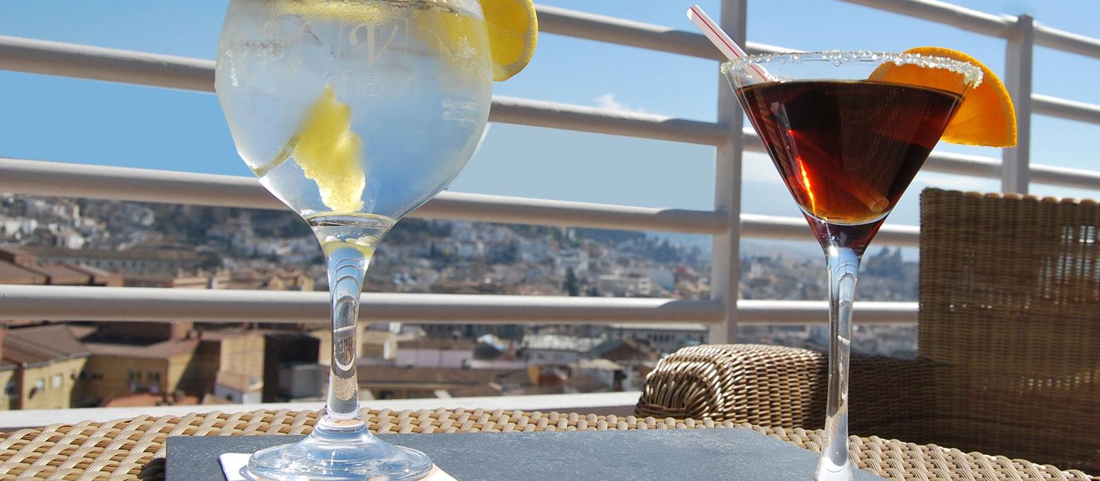 Bar Lounge Hotel Valencia Palace Vincci Hotels