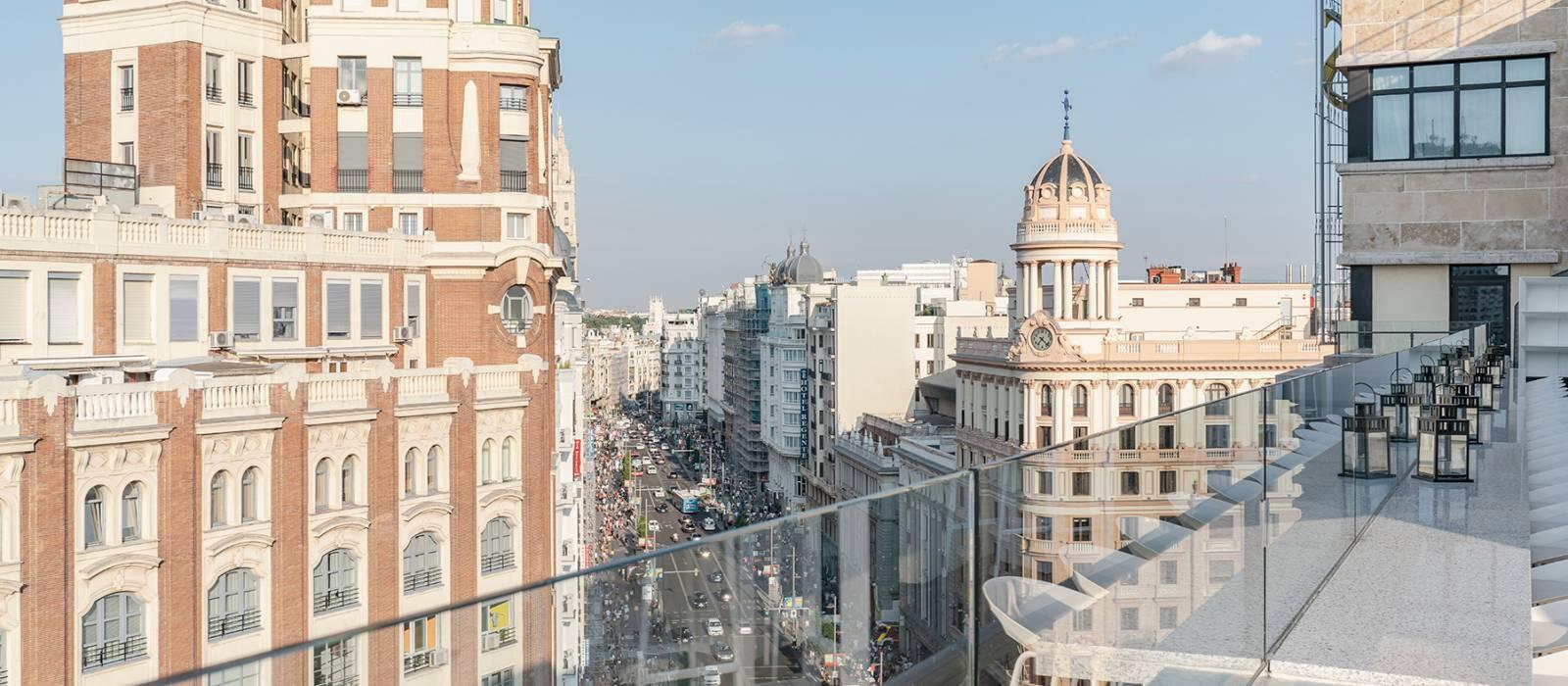 Vincci Capitol Madrid - Terraza Abrelatas