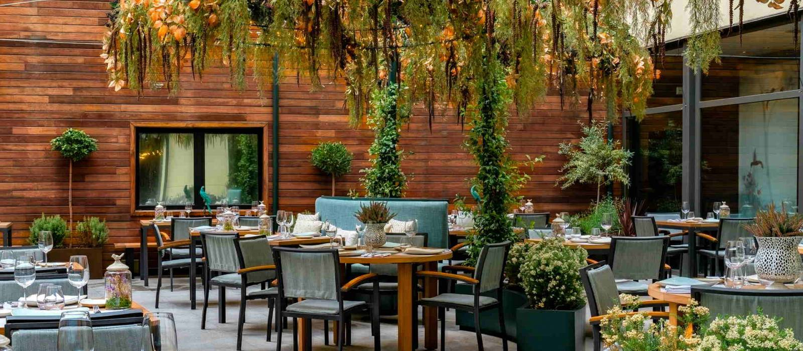 Terrasse NoMad Food & Bar - Vincci Soho Madrid