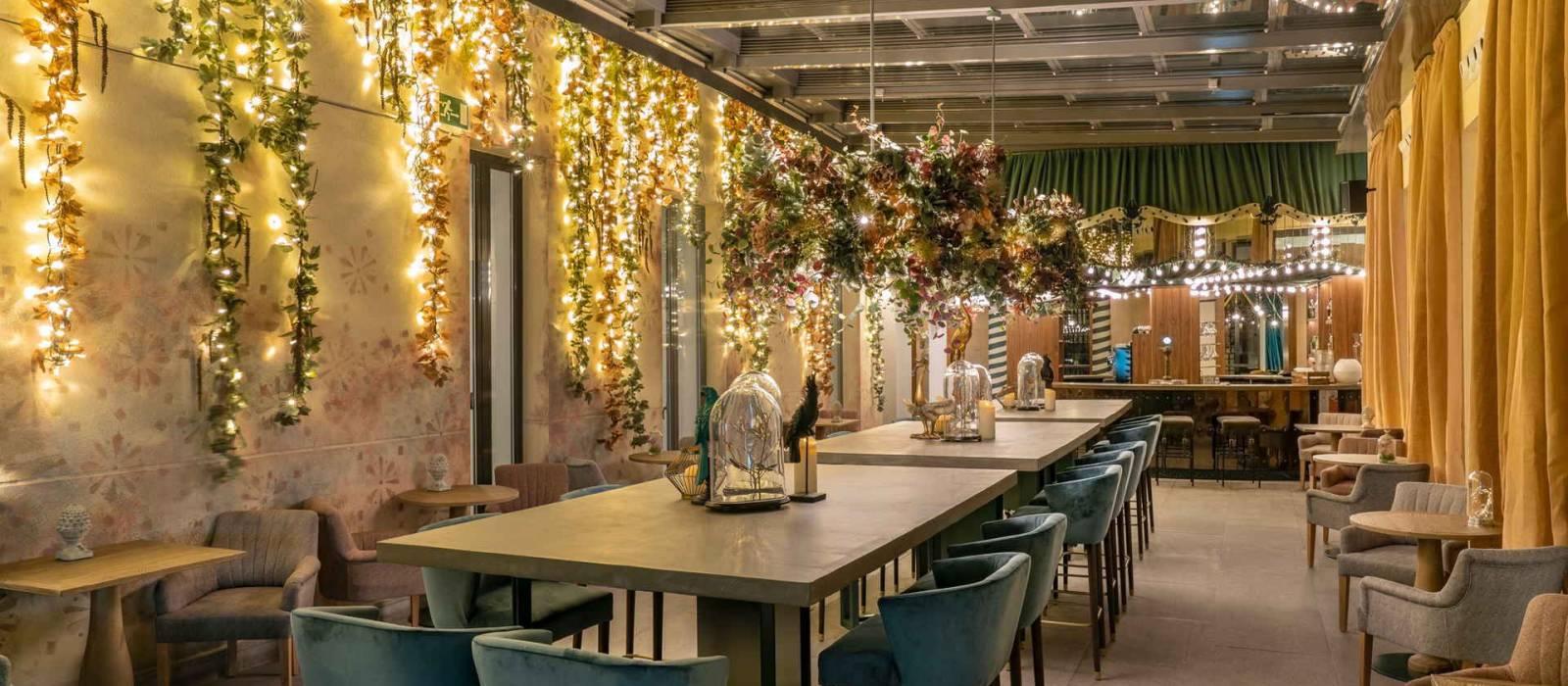 Terrasse NoMad Food & Bar - Vincci Soho Madrid