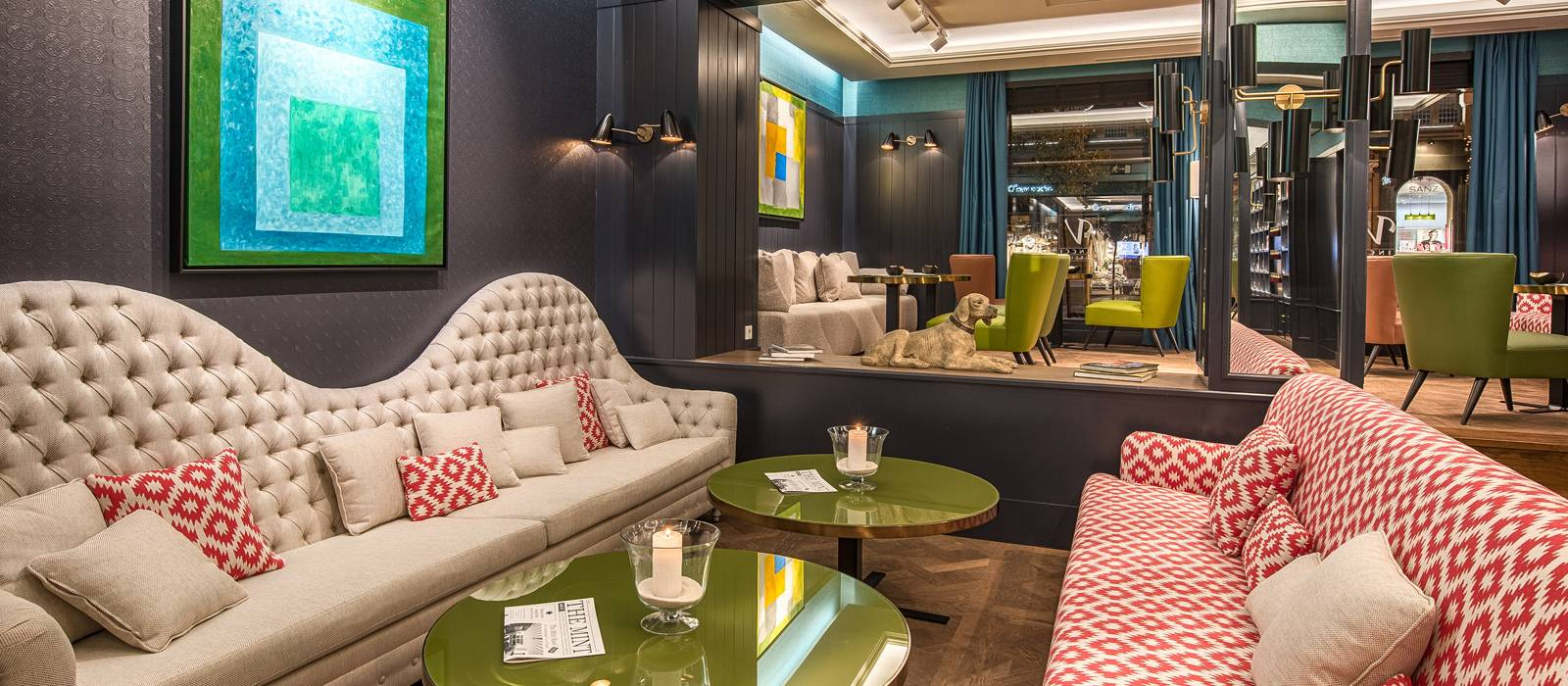 Gastro Bar - Vincci The Mint 4* - Madrid