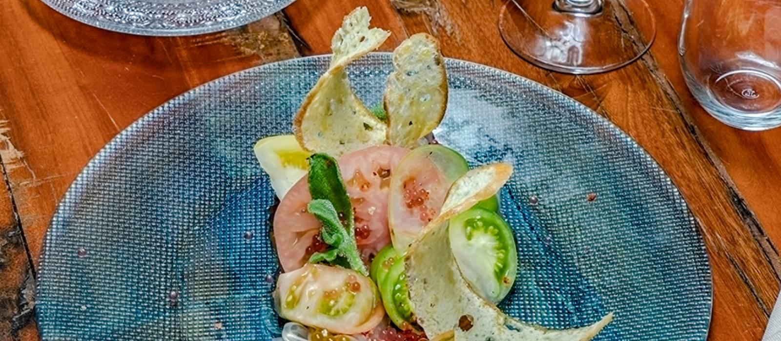 Restaurant Entremuros - Vincci Selección Posada del Patio