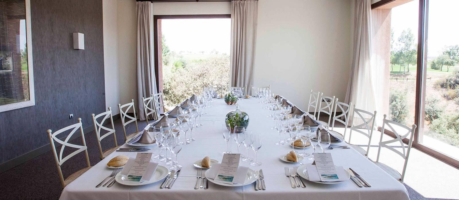 Réunions et événements - Hotel Valdecañas Golf - Vincci Hoteles