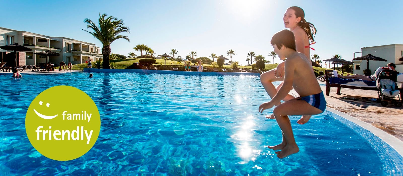 Vincci Costa Golf - Family Friendly