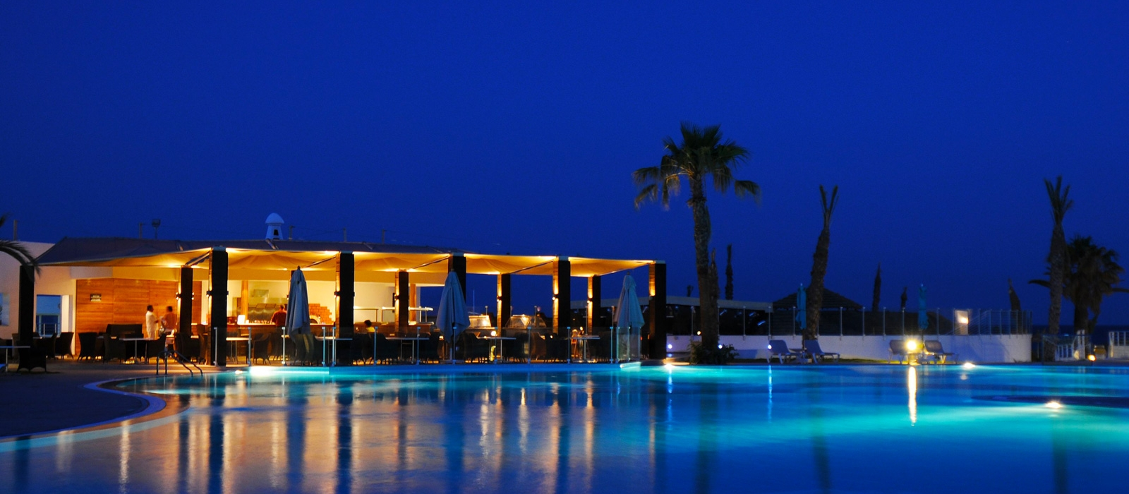 Snack Piscina - Hamammet Nozha Beach Hotel