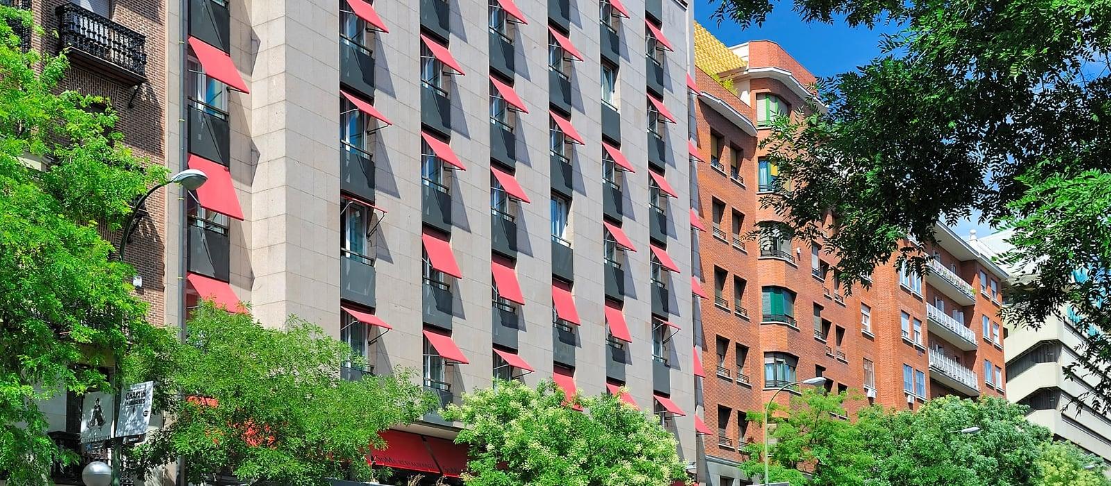 Photos And Videos Hotel Madrid Soma Vincci Hotels