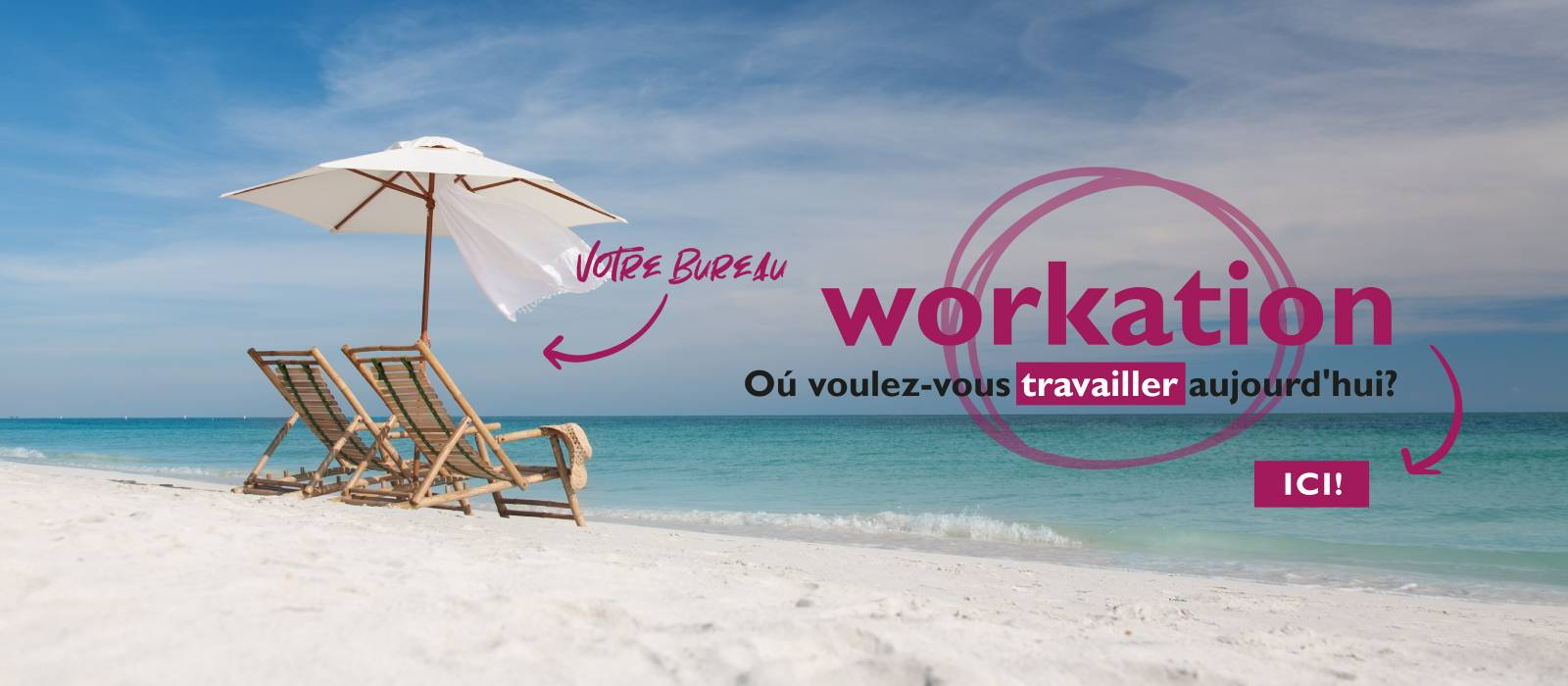 WORKATION FR