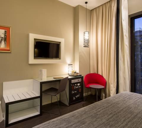 Rooms | Vincci Gala 4*
