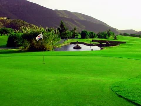 La Envía Golf - Vincci Selección Envía Almería Wellness & Golf 5*