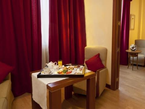 Junior Suite | Vincci Ciudad de Salamanca
