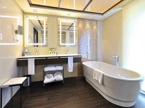 Chambre Gran Suite Duplex - Vincci Selección Aleysa Boutique & Spa 5*