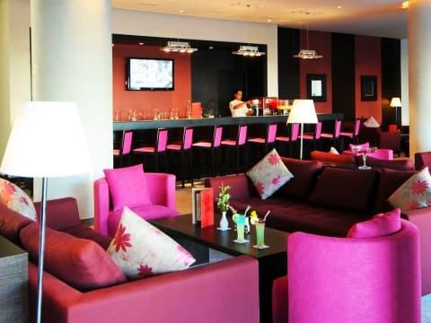 Lobby Bar | Vincci Nozha Beach&Spa