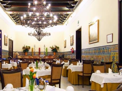 Conference Rooms - Vincci La Rábida 4*