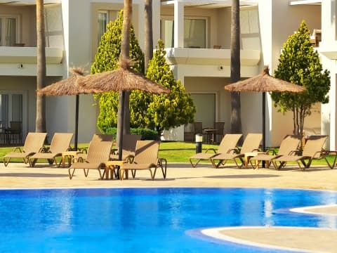 Piscina - Vincci Costa Golf 4*
