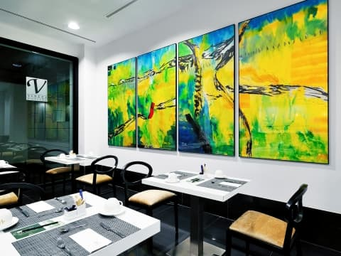 Restaurant - Bar Lounge Ocean - Vincci Málaga 4*
