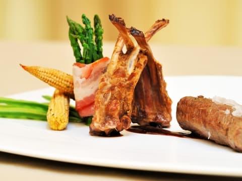 Baraka Restaurant - Vincci Selección Estrella del Mar 5*