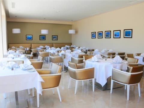 Restaurants | Vincci Nozha Beach&Spa