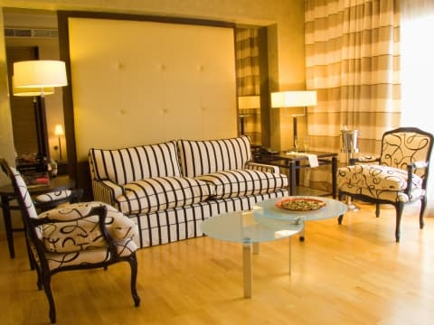 Habitación Suite Presidencial - Vincci Selección Envía Almería Wellness & Golf 5*