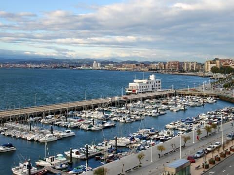 Santander | Vincci Puertochico