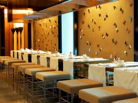 Vincci Soho 4* - Restaurante Hyragana