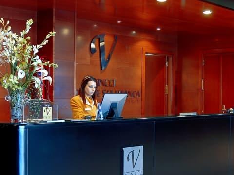 Vincci Ciudad de Salamanca Hotel