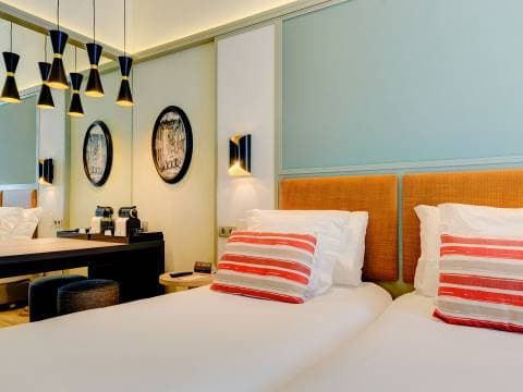Rooms - Vincci Baixa 4*