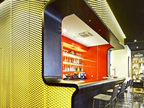 Bar Lounge - Vincci Gala 4*