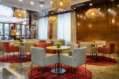 Bar Lounge | Vincci Ciudad de Salamanca