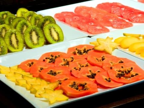 Petit-Déjeuner en Buffet - Vincci Soho 4*