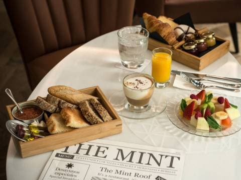 Gourmet - Vincci The Mint 4*