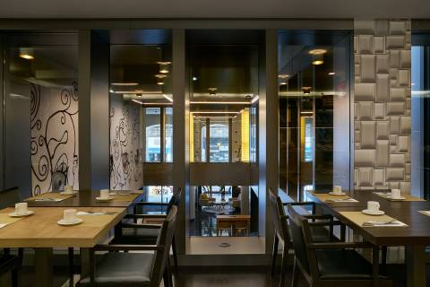 Sala per la colazione - Vincci Zaragoza Zentro 4*