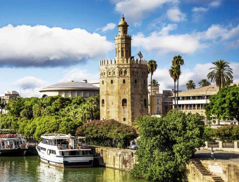 Sevilla - Vincci La Rábida 4*