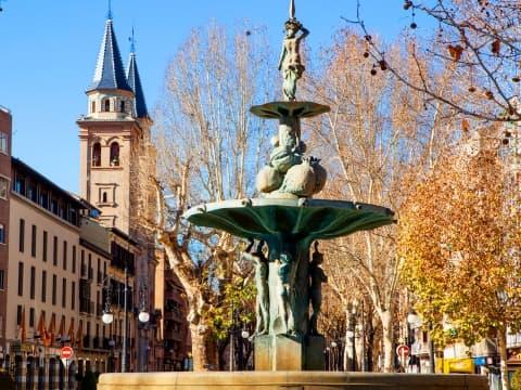 Granada - Vincci Albayzin 4*