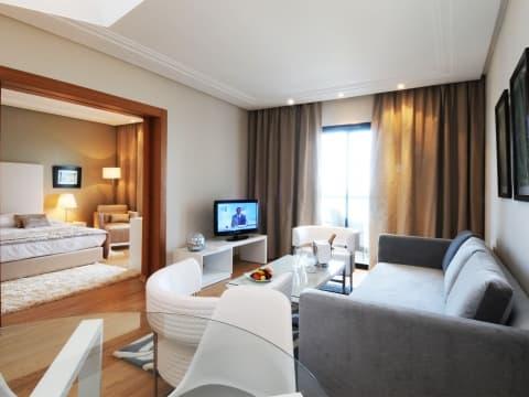 Suite | Vincci Nozha Beach&Spa