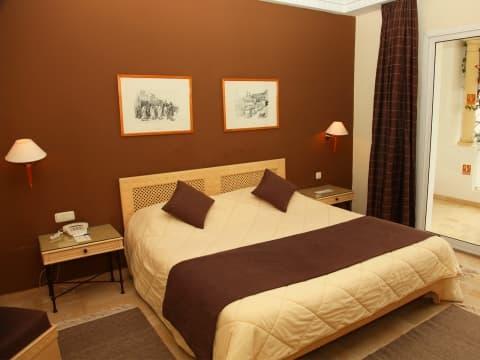 Rooms - Vincci Flora Park-Adults Only 4*