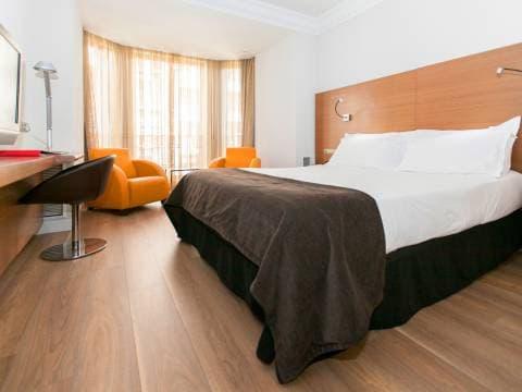 Habitación Doble - Vincci Zaragoza Zentro 4*