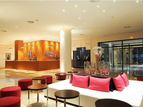 Hotel Vincci Nozha Beach&Spa