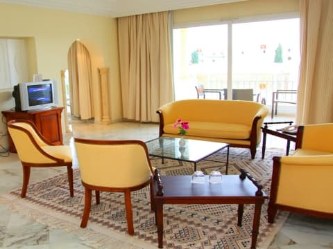 Junior Suite - Vincci Flora Park-Adults Only 4*