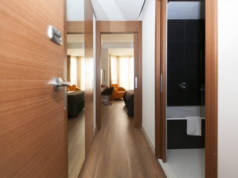Rooms - Vincci Zentro 4*