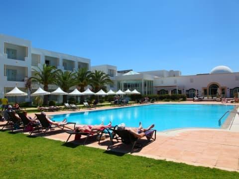 Pool - Vincci Flora Park-Adults Only 4*