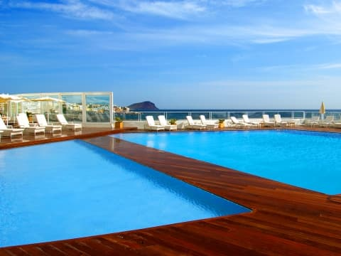 Outdoor Pool - Vincci Tenerife Golf 4*