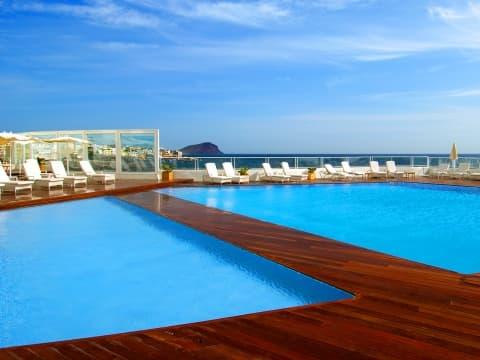 Außenpool - Vincci Tenerife Golf 4*