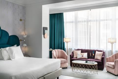 Zimmer Premium - Vincci Capitol 4*